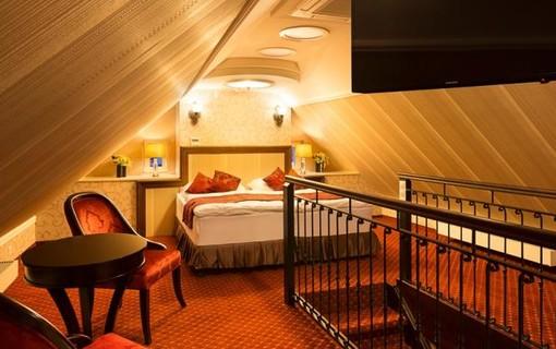Pobyt GOLD-Hotel Dvorana 1151501817