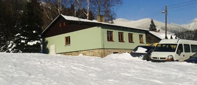 Chata Domeček Loučná nad Desnou