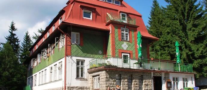 Chata Zvonice Kořenov