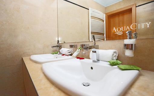 Hotel AquaCity Seasons Apartmán DE LUXE