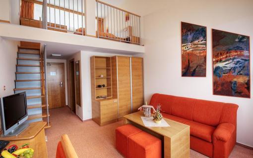 Hotel AquaCity Seasons Mezonetový pokoj