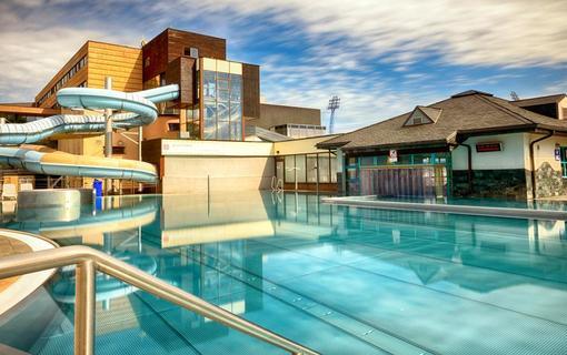 Hotel AquaCity Seasons Vonkajsie termalne