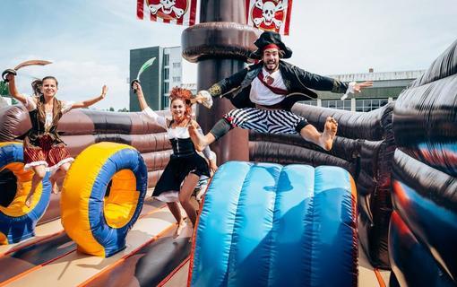 Hotel AquaCity Seasons Fun zóna