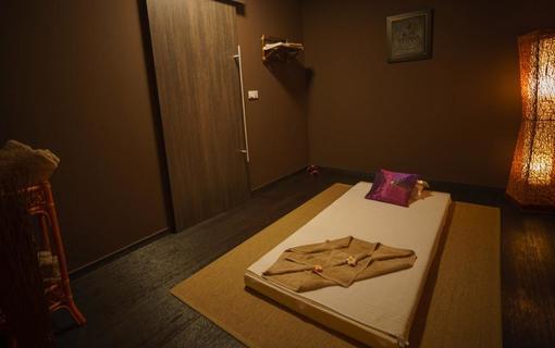 Hotel AquaCity Seasons Thajske masaze