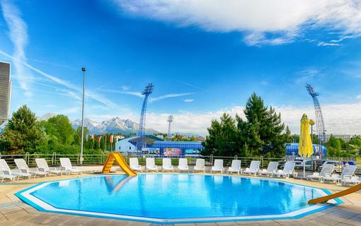 Hotel AquaCity Mountain View 1154918381