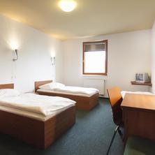 dvoulůžkový pokoj - hotel
