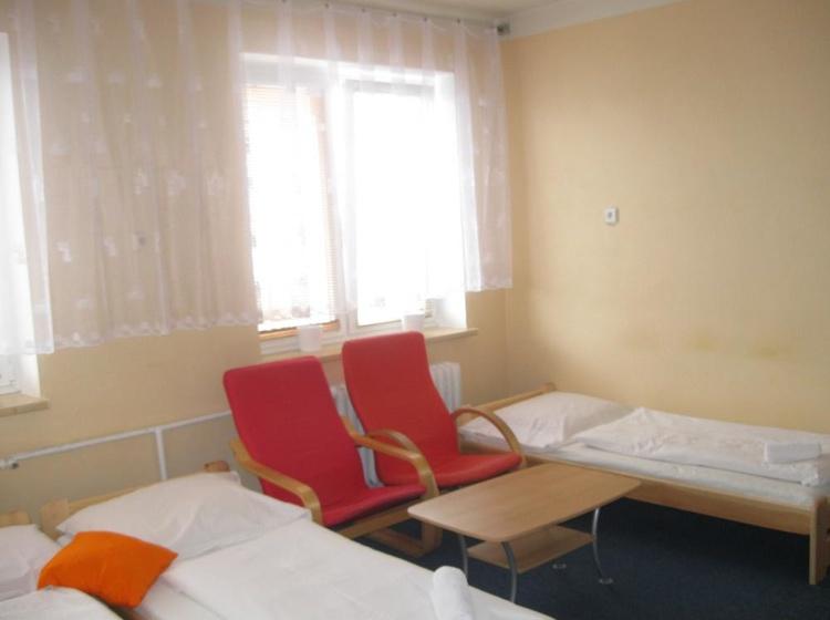 Apartmán vícelůžkový pokoj Penzion Vysočina