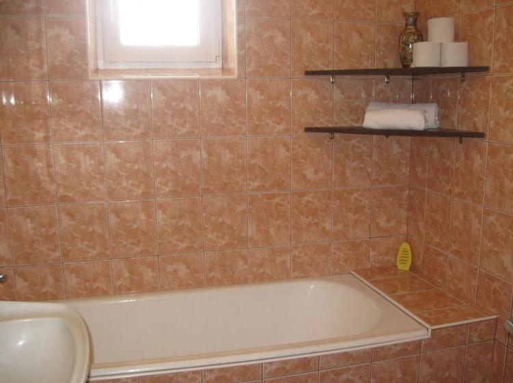 Koupelna apartmán Penzion Vysočina