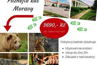 Hotel PURKMISTR-Kroměříž-pobyt-Poznejte s rodinou kus Moravy