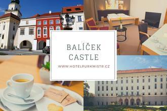 Hotel PURKMISTR-Kroměříž-pobyt-Balíček Castle