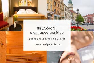 Hotel PURKMISTR-Kroměříž-pobyt-Relaxační wellness balíček