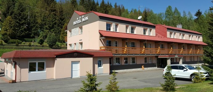 Hotel Bon Tanvald 1141041687