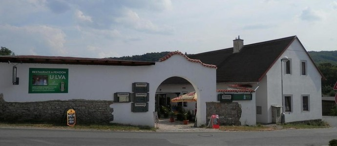 Restaurace a penzion U Lva Srbsko 1114884180