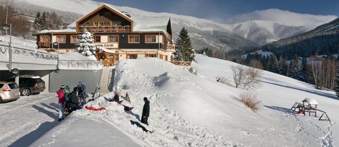 Hotel Zátiší Špindlerův Mlýn 1149277175