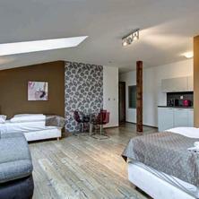 Apartman pro tři osoby