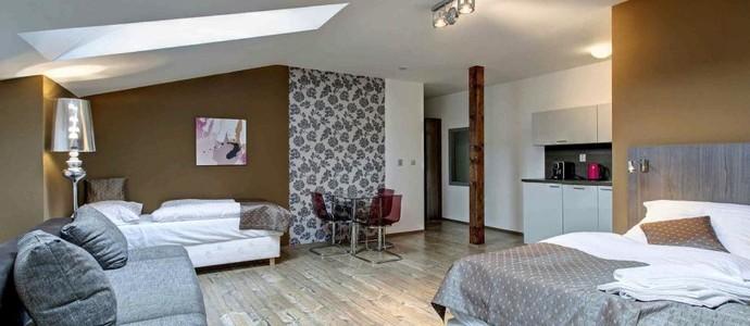 Suites & Apartments U Tří hrušek České Budějovice 1112676796