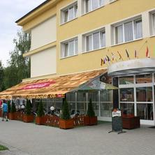Hotel Arkáda Bučovice