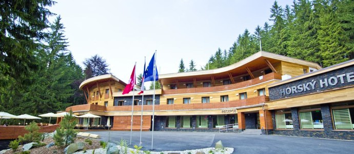 Horský hotel Čeladenka Čeladná