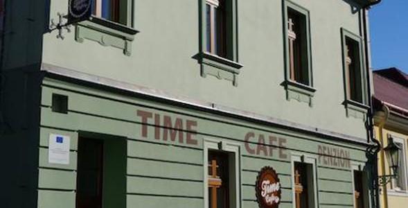 Time Cafe Penzion Příbram