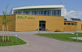 Golf resort Jezera