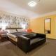 Dvoulůžkový pokoj komfort se dvěma přistýlkami
