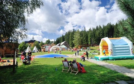 Horské léto pro rodiny s dětmi na 4 noci-Hotel Bauer 1149107163