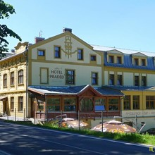 Hotel Praděd Thamm Zlaté Hory