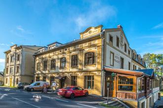 Zlaté Hory-Hotel a Penzion Praděd Thamm