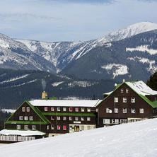 Horský Hotel Žižkova Bouda Pec pod Sněžkou