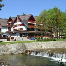 Apartmány Bílé Labe Špindlerův Mlýn