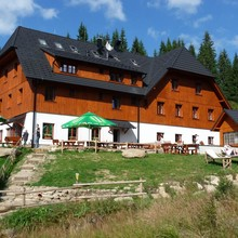Hotel MÁDR Modrava