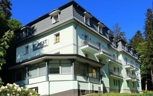 Lázeňská dovolená-Parkhotel Forest 1152310967