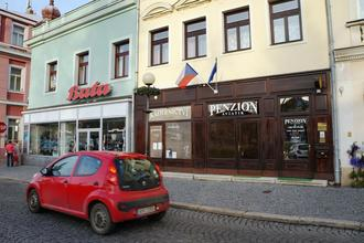Penzion Aviatik Čáslav