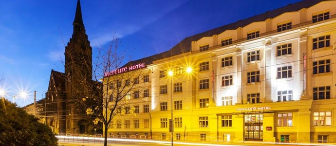Hotel Mercure Ostrava Center Ostrava