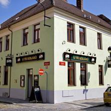 Penzion U Tří sedláků České Budějovice