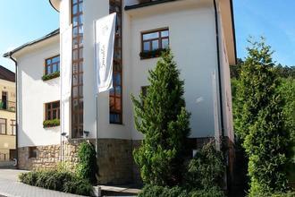 Penzion Sonáta Luhačovice
