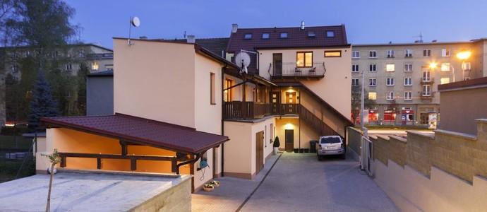 Penzion Sokolská Zlín 1133369707
