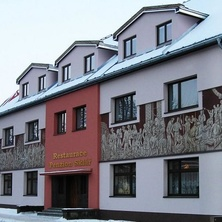 Penzion a restaurace Sklář - Karolinka