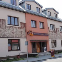 Penzion a restaurace Sklář Karolinka