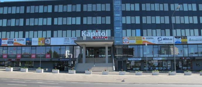Hotel Kapitol Most