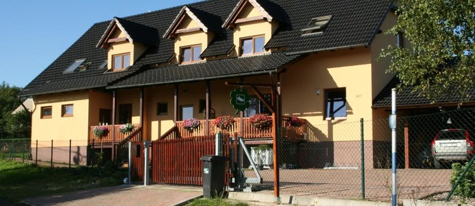 Pension Čtyřlístek Tisá