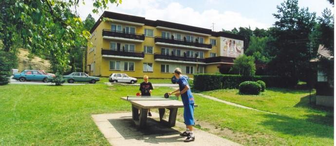Rekreační středisko Doly Bílina Sloup v Čechách