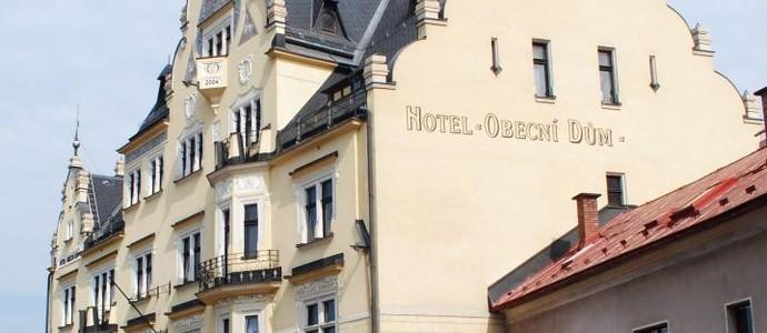 Hotel Obecní dům Semily 1129804413
