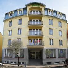 Kurhotel Brussel Františkovy Lázně