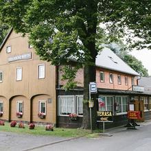 penzion Hraniční bouda Jílové