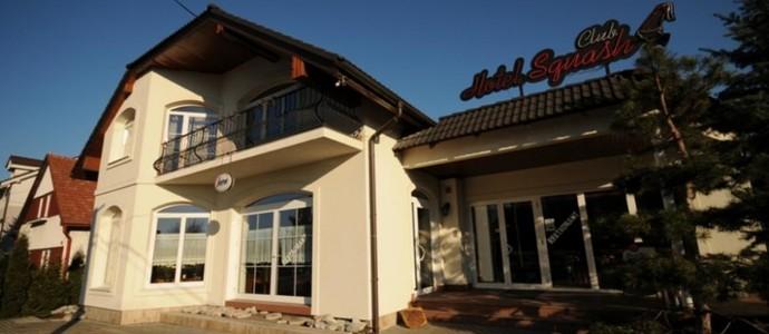 Hotel Squash Prievidza