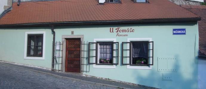 Pension u Tomáše Jindřichův Hradec