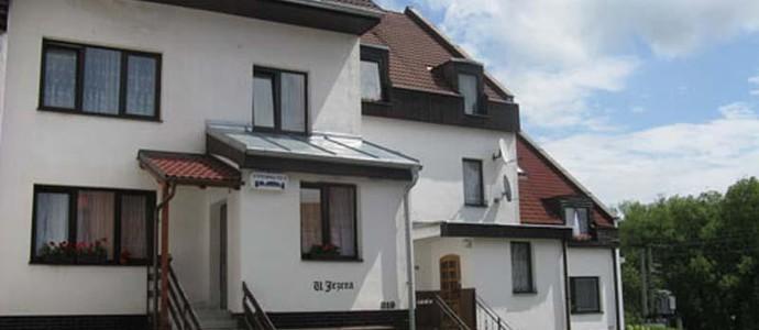 Apartmány U Jezera Frymburk