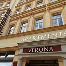 Apartments Verona Karlovy Vary -pobyt-3denní relax pro dva v Karlových Varech s Running Sushi a Wellness