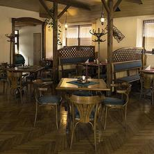 Penzion a Restaurace Na Netřebě